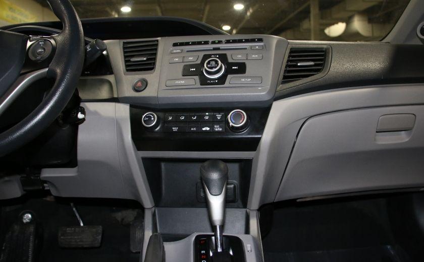 2012 Honda Civic LX AUTO A/C GR ELECT BLUETOOTH #14