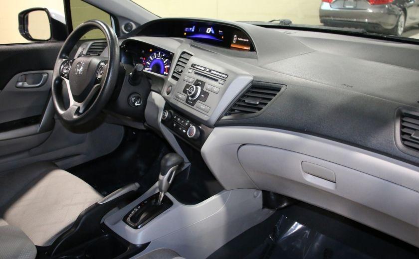 2012 Honda Civic LX AUTO A/C GR ELECT BLUETOOTH #18