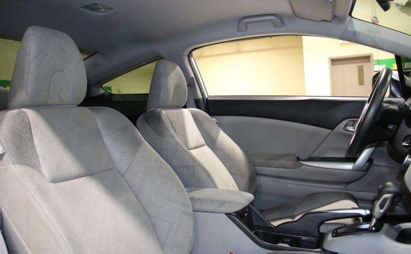 2012 Honda Civic LX AUTO A/C GR ELECT BLUETOOTH #20