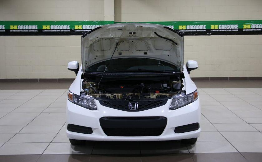 2012 Honda Civic LX AUTO A/C GR ELECT BLUETOOTH #22