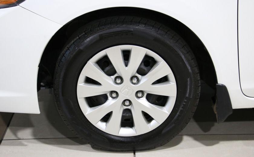 2012 Honda Civic LX AUTO A/C GR ELECT BLUETOOTH #26