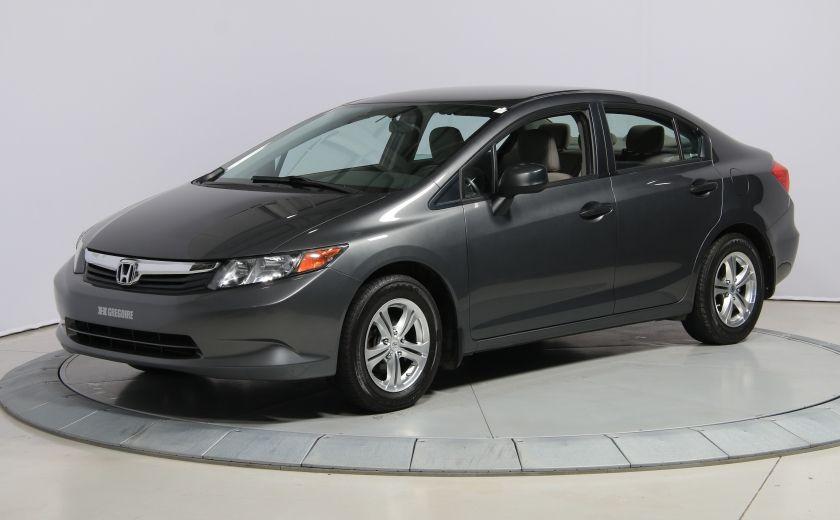 2012 Honda Civic DX MAGS #2