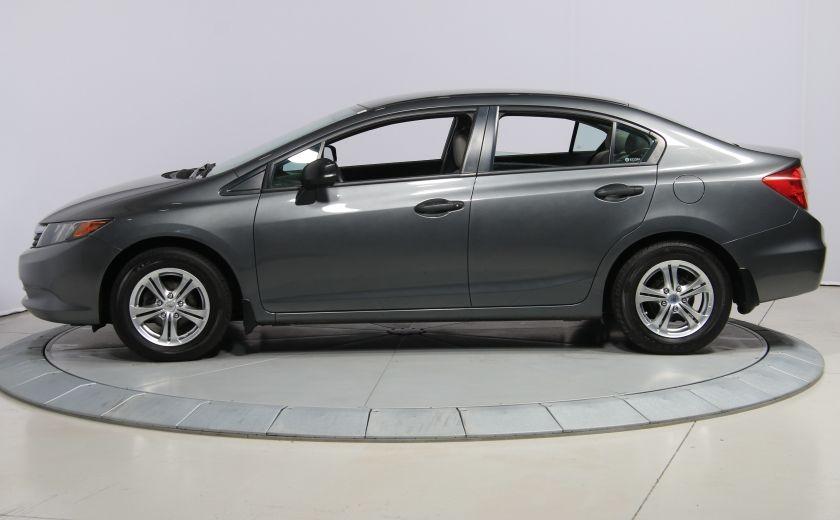2012 Honda Civic DX MAGS #3