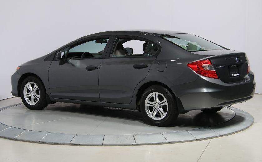 2012 Honda Civic DX MAGS #4