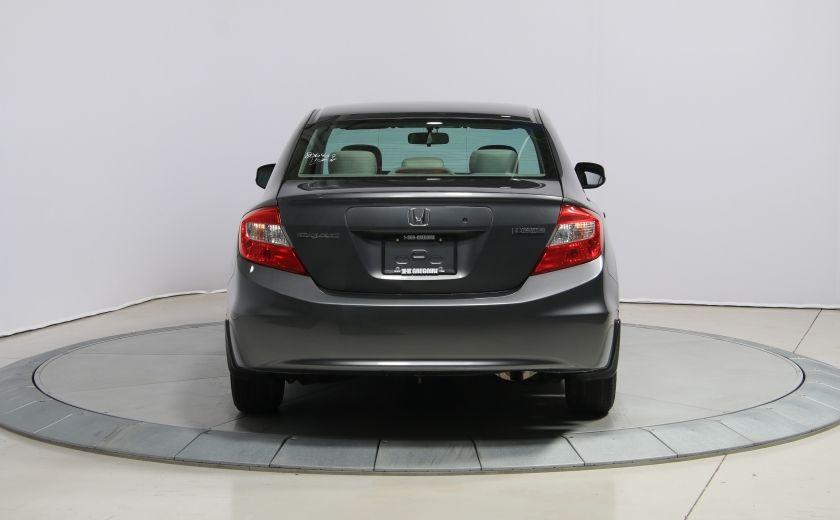2012 Honda Civic DX MAGS #5