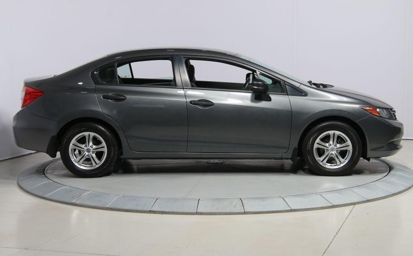 2012 Honda Civic DX MAGS #7