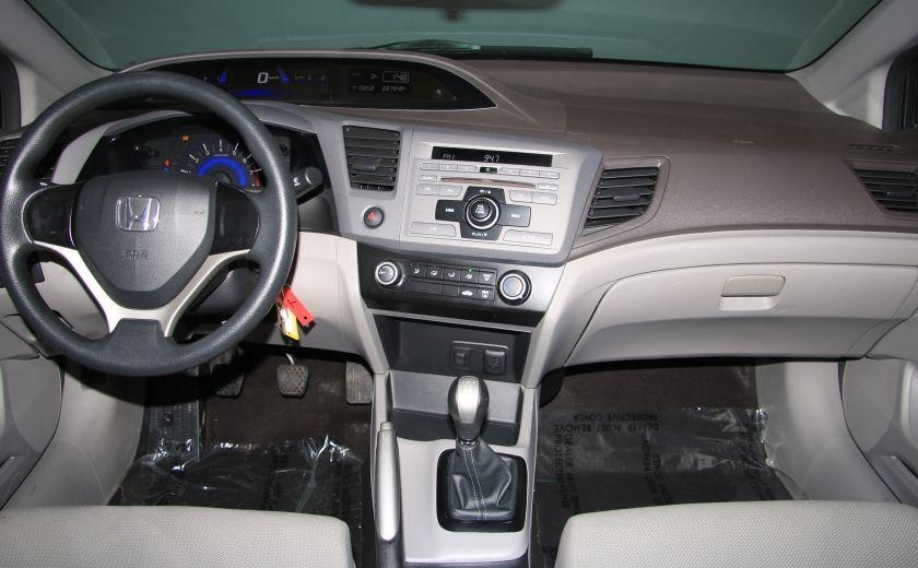 2012 Honda Civic DX MAGS #11