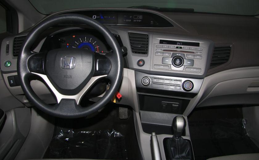 2012 Honda Civic DX MAGS #12