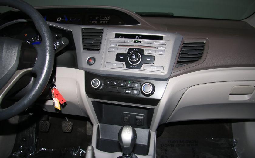 2012 Honda Civic DX MAGS #14