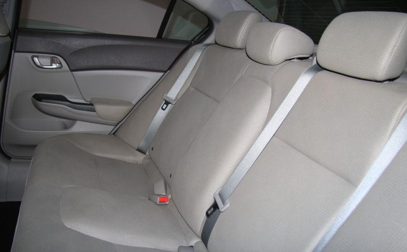 2012 Honda Civic DX MAGS #17