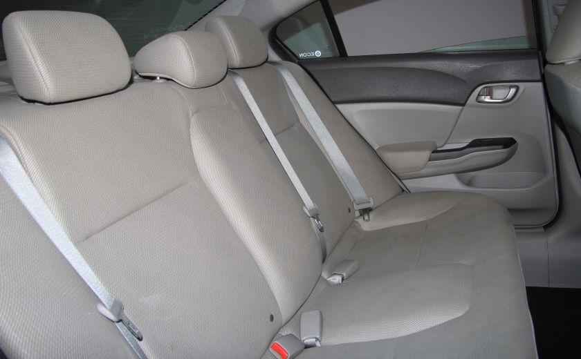 2012 Honda Civic DX MAGS #19