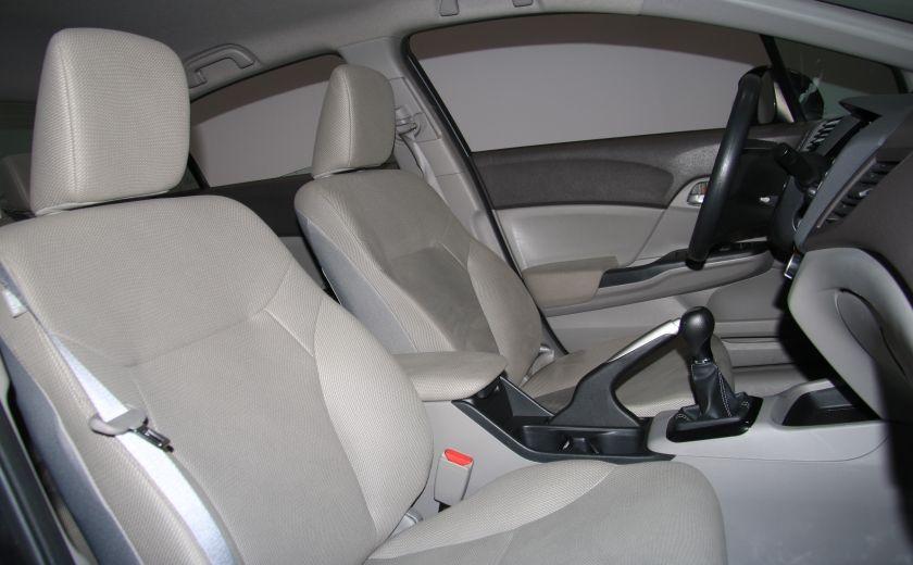 2012 Honda Civic DX MAGS #22