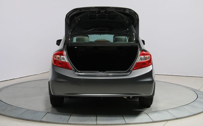 2012 Honda Civic DX MAGS #25
