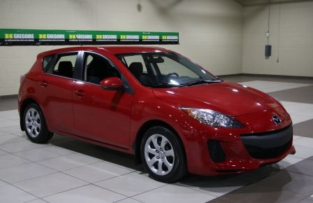 2013 Mazda 3 GX AUTO A/C GR ELECT in Longueuil