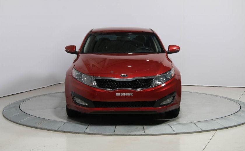 2012 Kia Optima LX A/C GR ELECT MAG BLUETHOOT #1