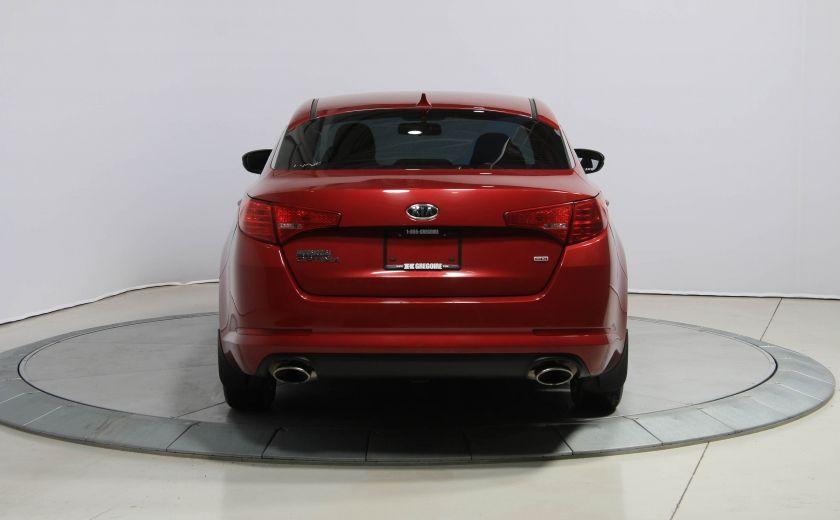 2012 Kia Optima LX A/C GR ELECT MAG BLUETHOOT #5