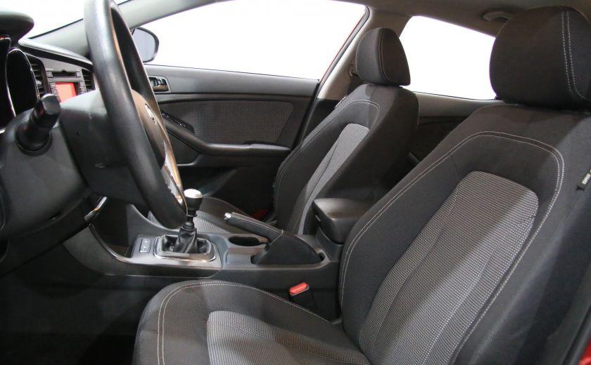 2012 Kia Optima LX A/C GR ELECT MAG BLUETHOOT #9