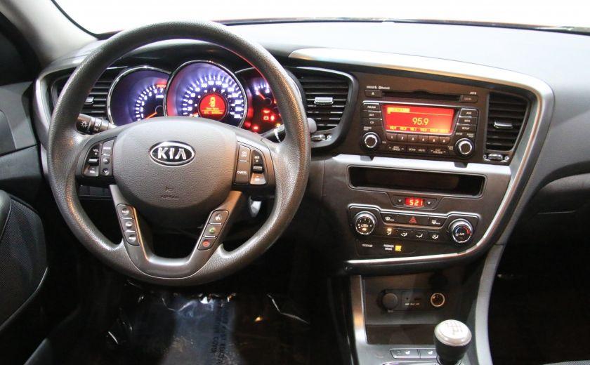 2012 Kia Optima LX A/C GR ELECT MAG BLUETHOOT #12
