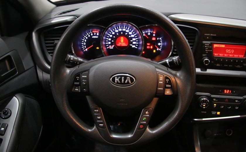 2012 Kia Optima LX A/C GR ELECT MAG BLUETHOOT #13