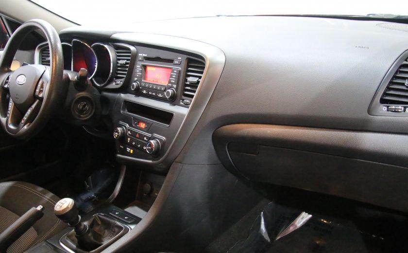 2012 Kia Optima LX A/C GR ELECT MAG BLUETHOOT #20