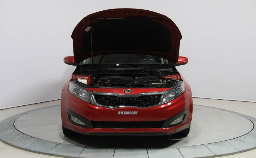 2012 Kia Optima LX A/C GR ELECT MAG BLUETHOOT #24