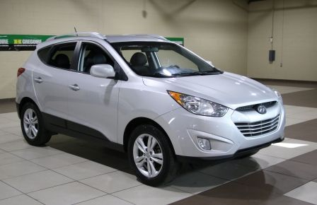 2012 Hyundai Tucson GLS AUTO A/C GR ELECT MAGS BLUETOOTH in Sept-Îles