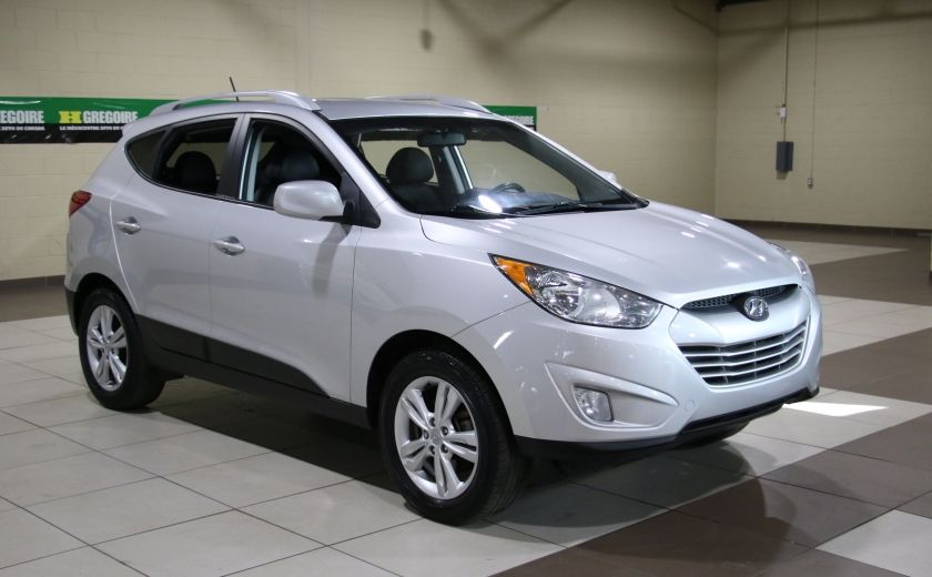 2012 Hyundai Tucson GLS AUTO A/C GR ELECT MAGS BLUETOOTH #0