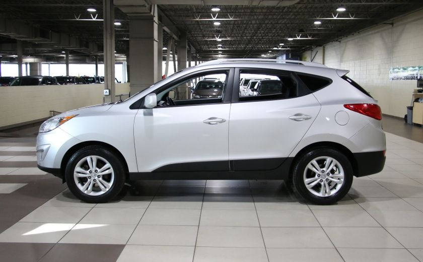2012 Hyundai Tucson GLS AUTO A/C GR ELECT MAGS BLUETOOTH #3
