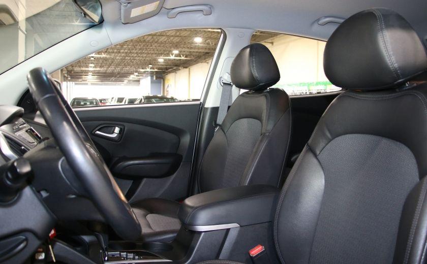 2012 Hyundai Tucson GLS AUTO A/C GR ELECT MAGS BLUETOOTH #9
