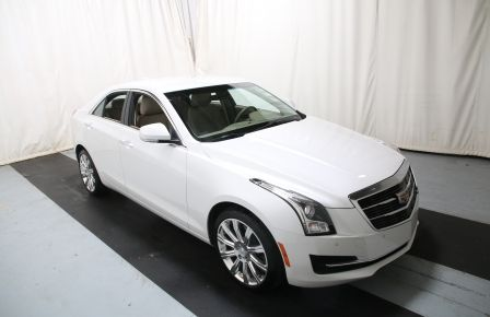 2015 Cadillac ATS Luxury AWD #0
