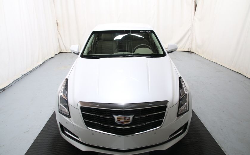 2015 Cadillac ATS Luxury AWD #1