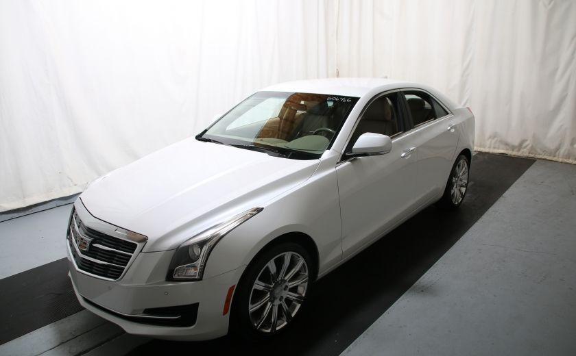 2015 Cadillac ATS Luxury AWD #2