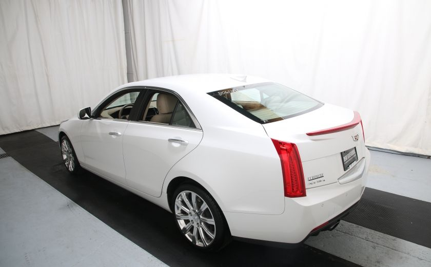 2015 Cadillac ATS Luxury AWD #3