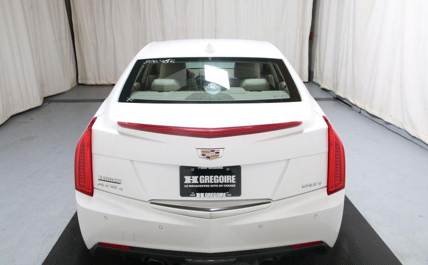 2015 Cadillac ATS Luxury AWD #4