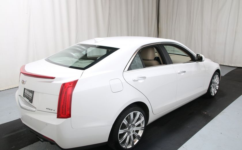 2015 Cadillac ATS Luxury AWD #5