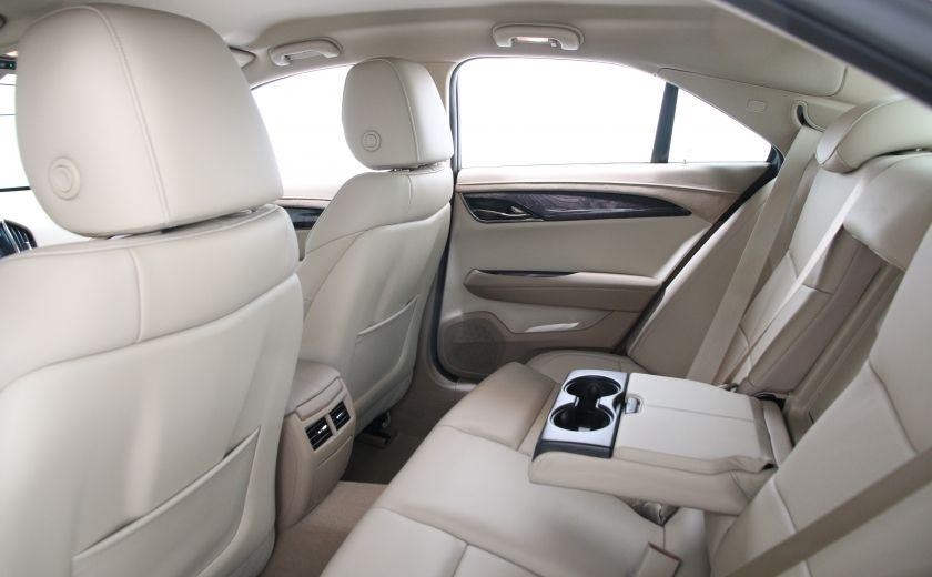 2015 Cadillac ATS Luxury AWD #14