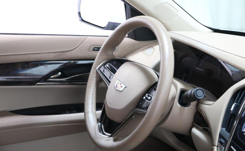 2015 Cadillac ATS Luxury AWD #18