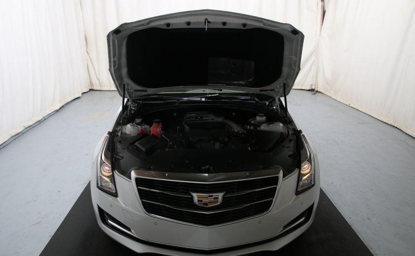 2015 Cadillac ATS Luxury AWD #21