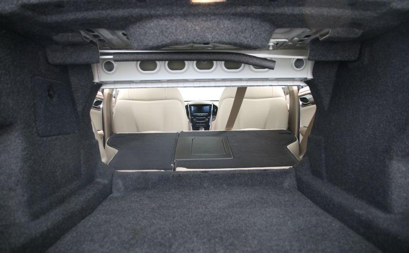 2015 Cadillac ATS Luxury AWD #25