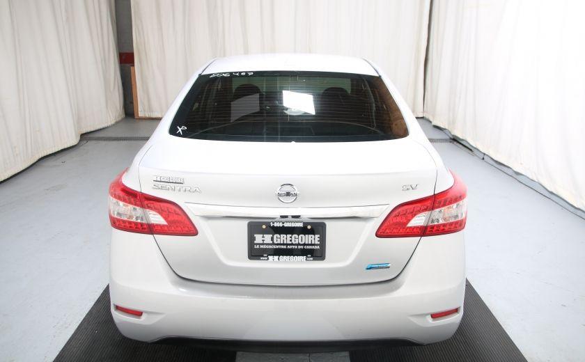 2013 Nissan Sentra SV #4