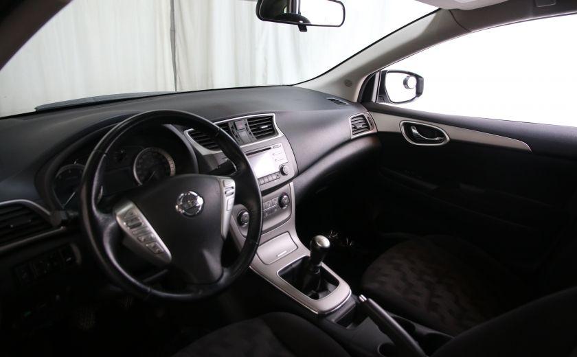 2013 Nissan Sentra SV #7