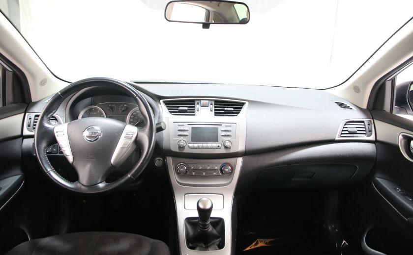 2013 Nissan Sentra SV #9