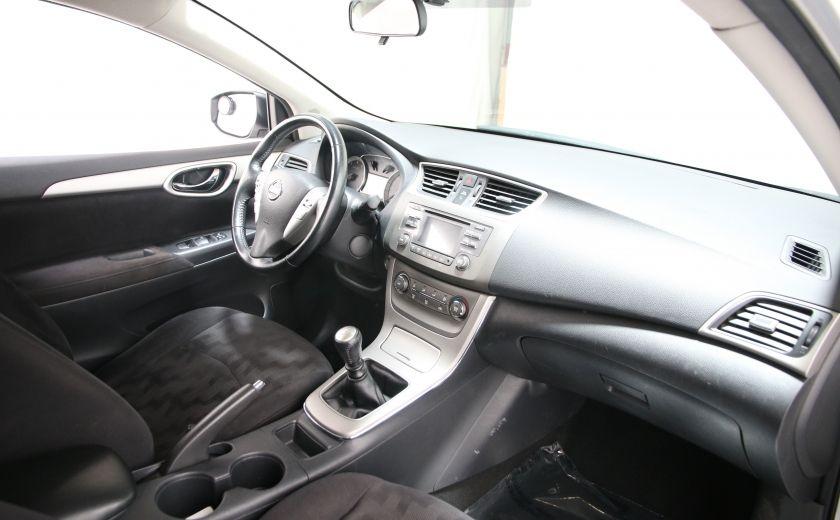 2013 Nissan Sentra SV #17