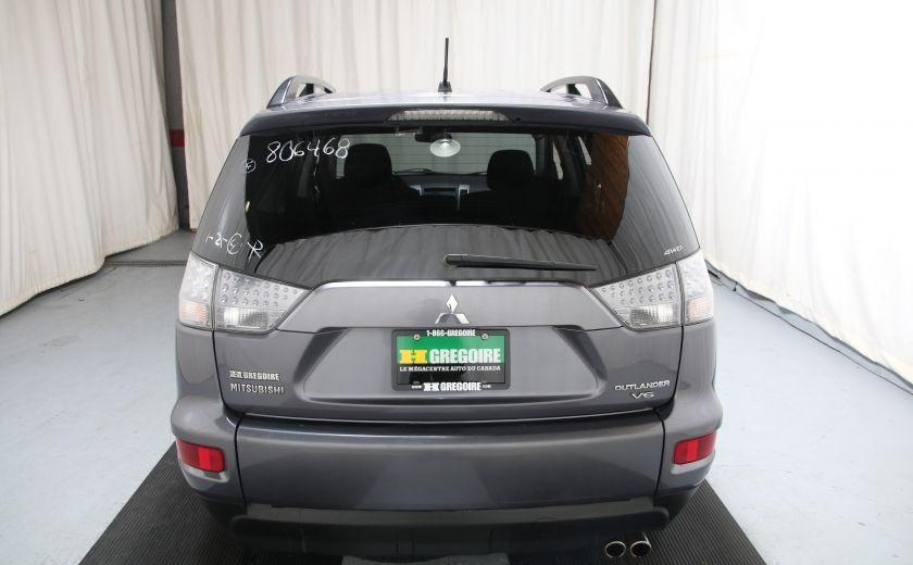 2010 Mitsubishi Outlander LS #4