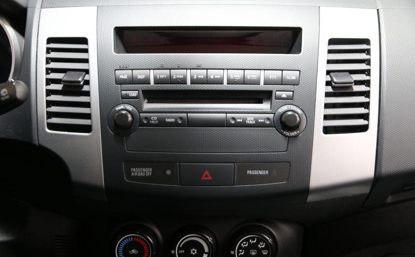 2010 Mitsubishi Outlander LS #11