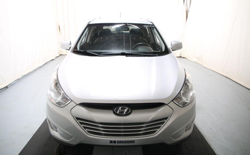 2012 Hyundai Tucson GLS #1