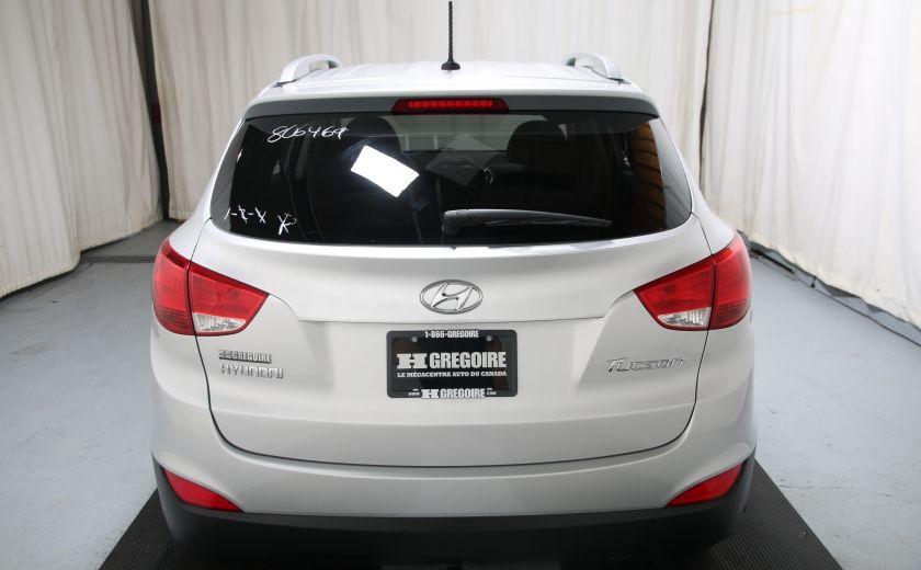 2012 Hyundai Tucson GLS #4