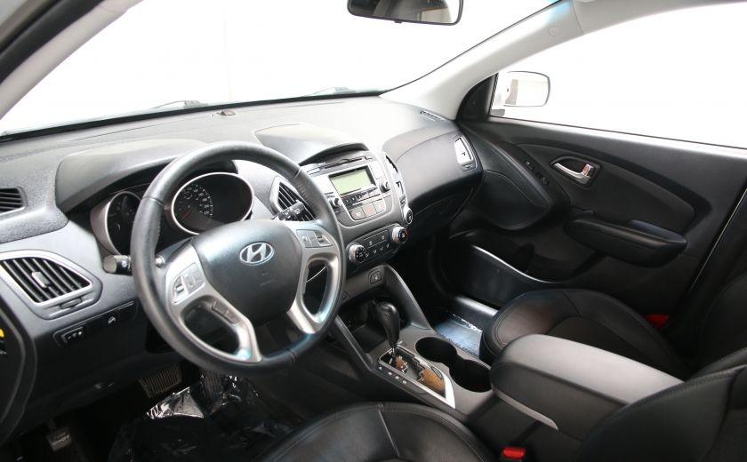 2012 Hyundai Tucson GLS #7