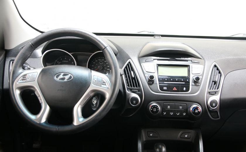 2012 Hyundai Tucson GLS #11