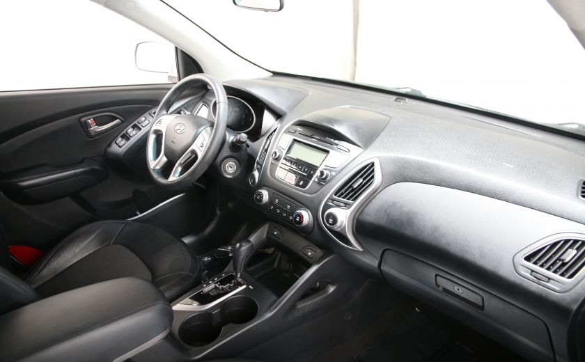 2012 Hyundai Tucson GLS #17